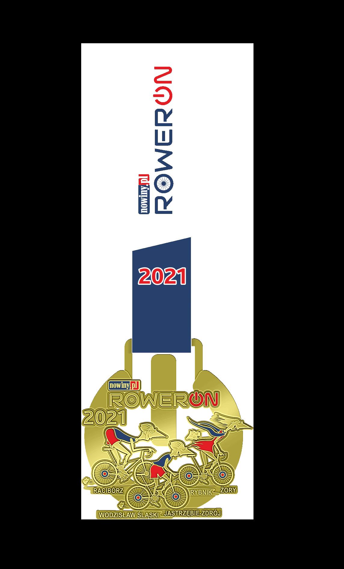 RowerON medal_finał