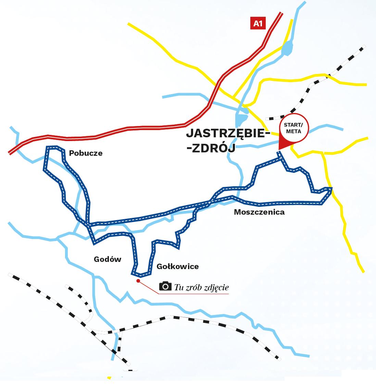 mapa_jastrzebie_żelazna