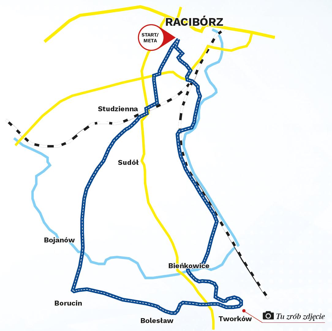 mapa_raciborz_zamkowa