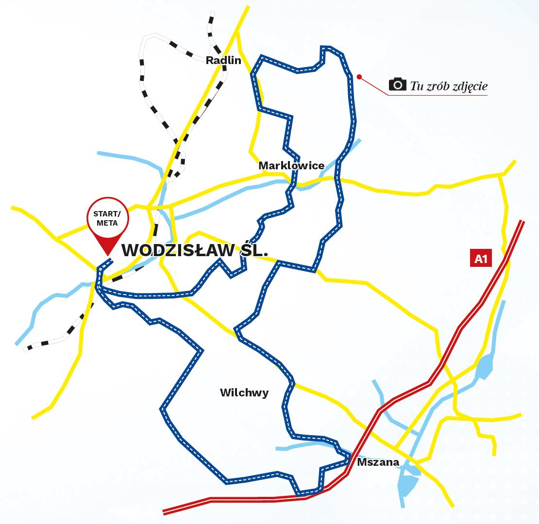 mapa_wodzislaw_słoneczna
